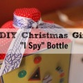 "DIY ""I Spy Bottle""- Homemade Christmas Gift"