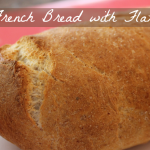 Artisan French Bread with Flax