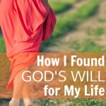When You Wish You Were Everybody Else – How I Found God's Will for My Life