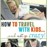 How to Travel With Young Children And Not Go Crazy!