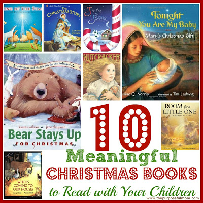 10 Meaningful Christmas Books to read with Your Children