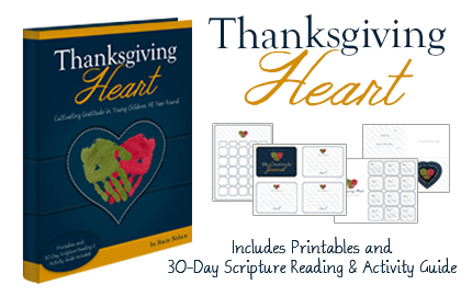 Thanksgiving Heart eBook