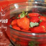 How to Keep Your Berries from Getting Moldy
