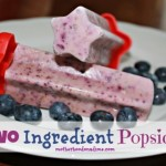 Two-Ingredient Popsicles