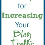14 Tips for Increasing Your Blog Traffic