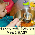 Messes Make Memories: Baking with Toddlers Made Easy!