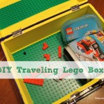 DIY Traveling Lego Box and Christmas Movie Ideas!