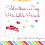 Free February Faith Based Printables for Kids!