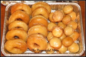 glazed donuts 2