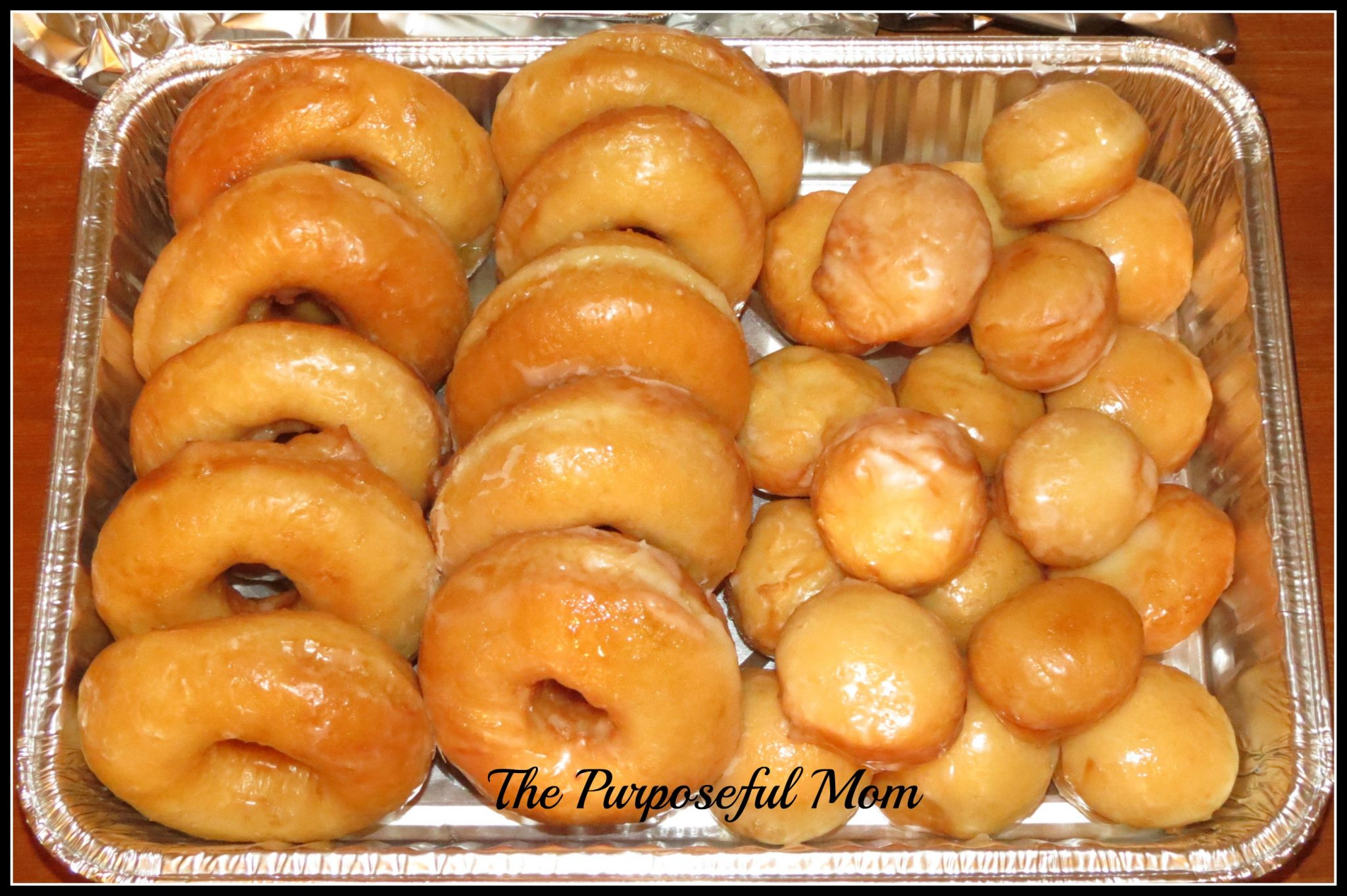Homemade Glazed Doughnuts Recipes — Dishmaps