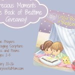 Precious Moments Little Book of Bedtime Review and Giveaway