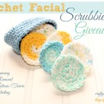 Crochet Facial Scrubbies Giveaway Plus the Announcement of a New Series!