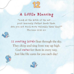 Really Woolly 12 Little Blessings Book Giveaway Plus Babies & Beyond Link Up!