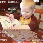 My Story: Daniel and Noah {Tommy Nelson Kids' Books Giveaway!}