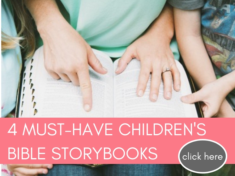 must have children's bible storybooks
