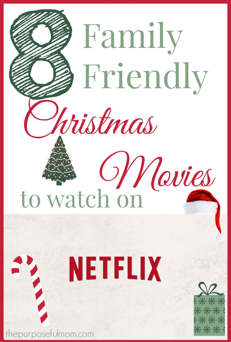 8 family friendly Christmas movies to watch on Netflix