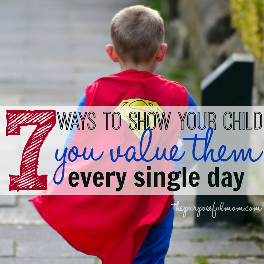 7 Core Values Every Child Needs