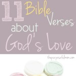 11 Bible Verses About God's Love for Us
