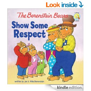 Lots of Berenstain Bears books Living Lights series for 99 cents and $1.99 on Kindle now! Grab them quick!
