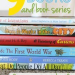9 Books and Book Series for Curious Kids!