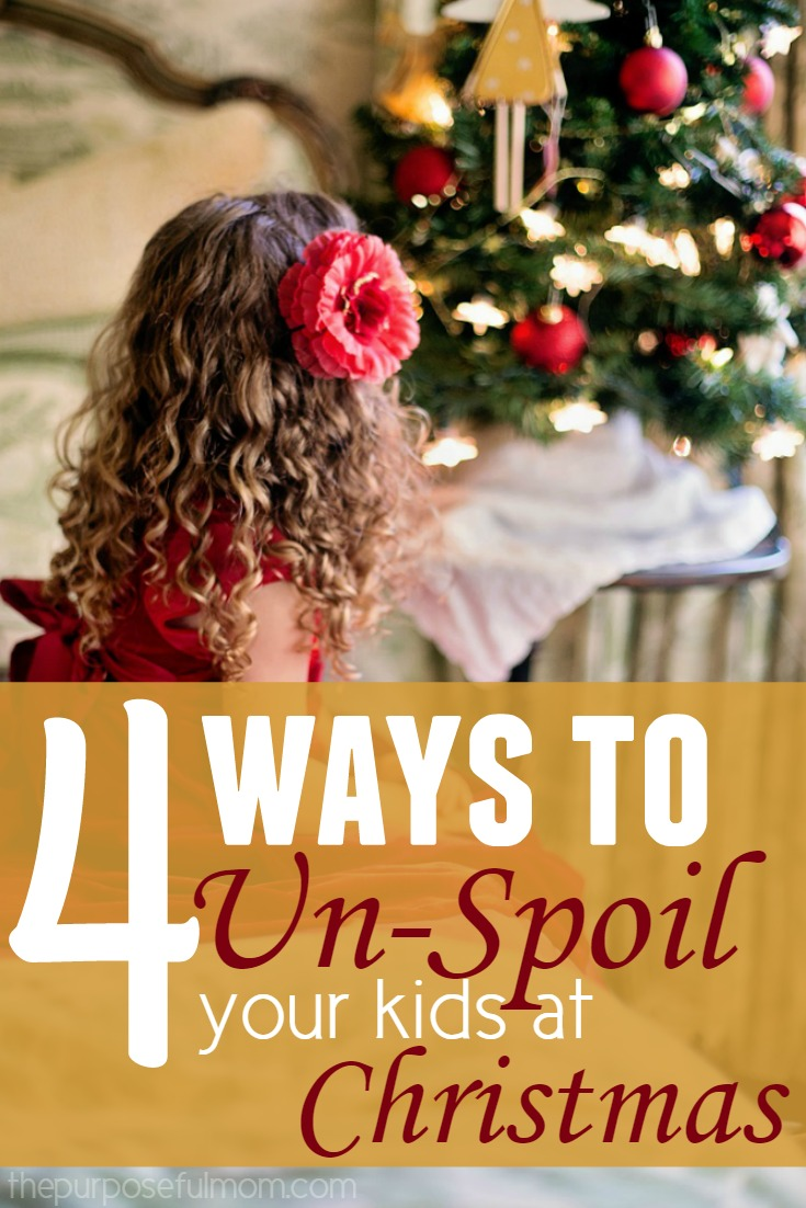 4 ways to unspoil your kids at Christmas - when they struggle with ...