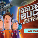 Galaxy Buck: Mission to Sector 9 – A New Bible Focused Movie from What's in the Bible!