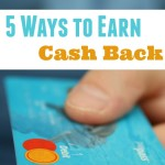 5 Ways to Earn Cash Back While Shopping for the Holidays