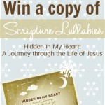 Hidden in My Heart Scripture Lullabies Album Giveaway!