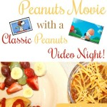 "Fun Ideas for a ""Classic Peanuts"" Movie Night!"