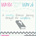 Write Through the Word: A Simple, Effective Scripture Learning Tool for Busy Women