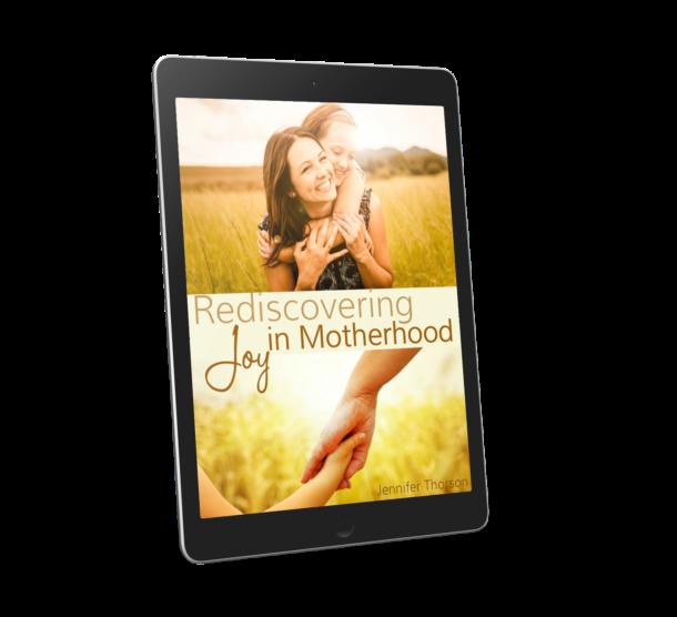 Rediscovering Joy in Motherhood eBook