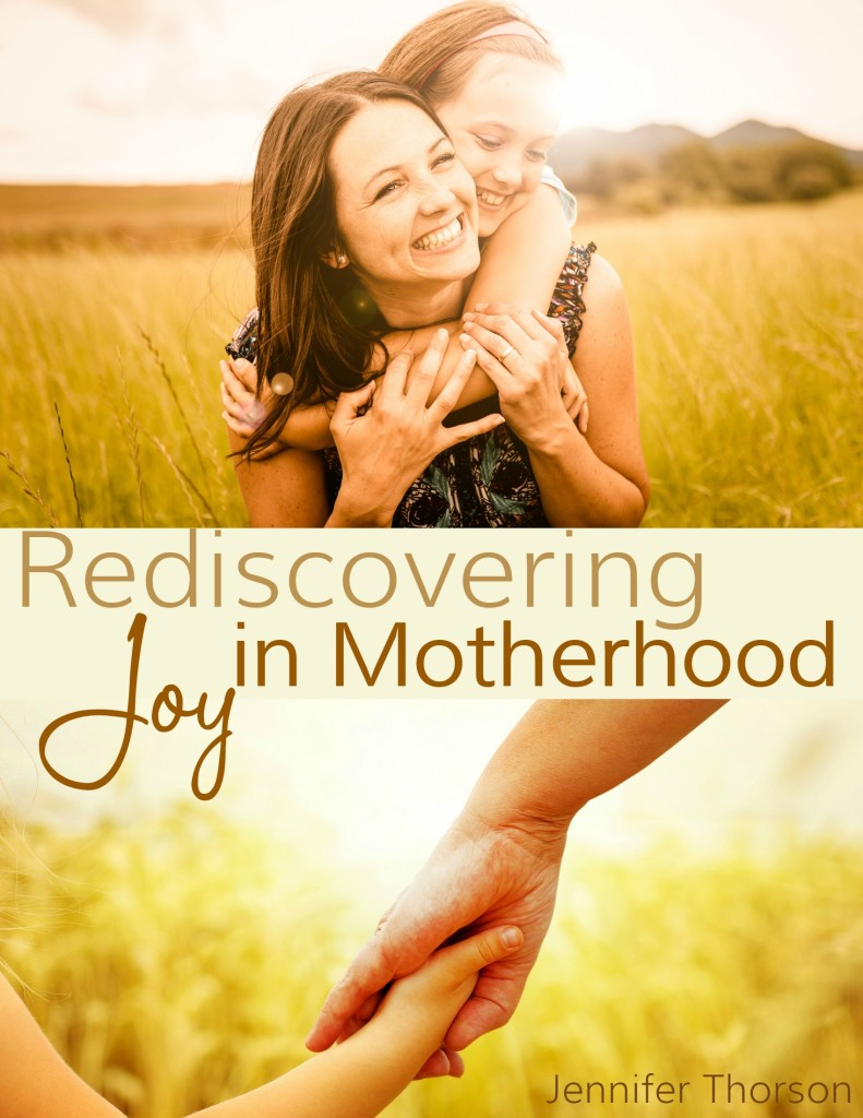 Rediscovering Joy in Motherhood