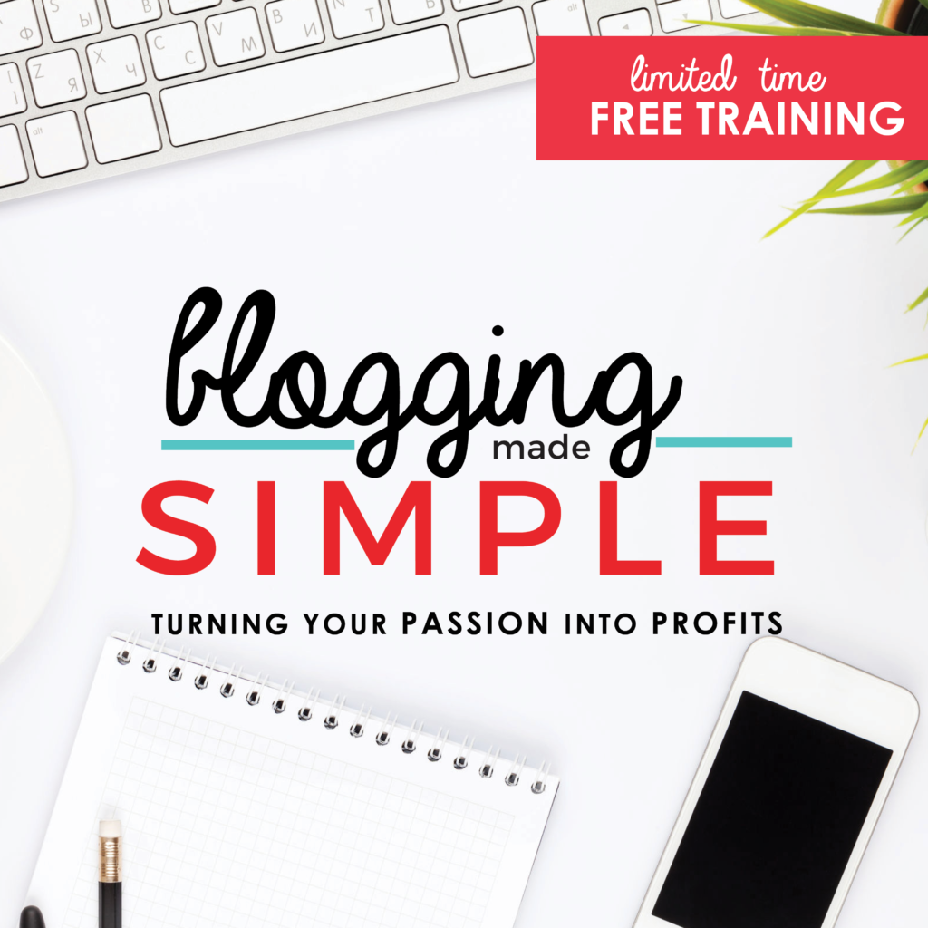 Blogging Made Simple Square