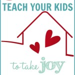 3 Ways to Teach Your Kids to Take Joy in Their Work