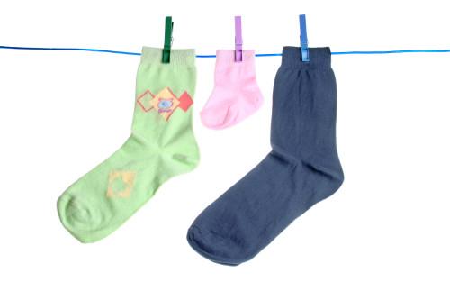 Hanging Socks