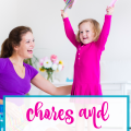 Chores and kids, a brand new series that will help you reboot chore time by giving you fresh ideas for getting your kids to help at home without unrealistic expectations or (too much) complaining!
