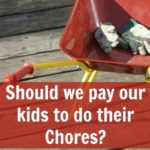 Should You Pay Your Kids for Doing Chores?