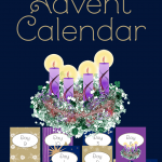 Free Printable Advent Scripture Banner to Prepare Your Hearts for Christmas!