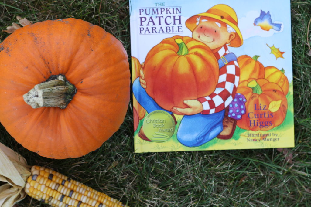 photo about Pumpkin Patch Parable Printable called Pumpkin Patch Parable Game Pack! - The Functional Mother