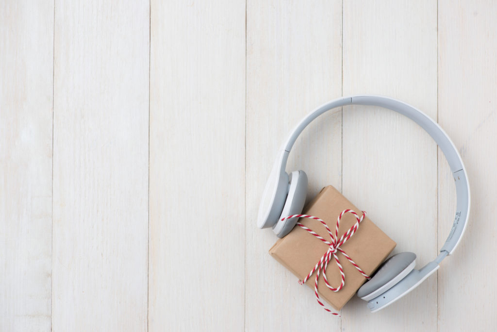 audiobook gift ideas