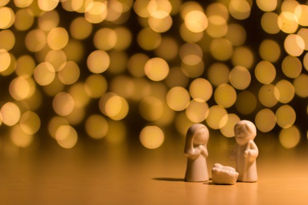 nativity image - credit to gareth harper unsplash