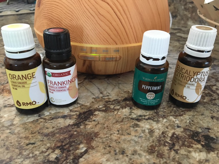 diy essential oil respiratory relief blend
