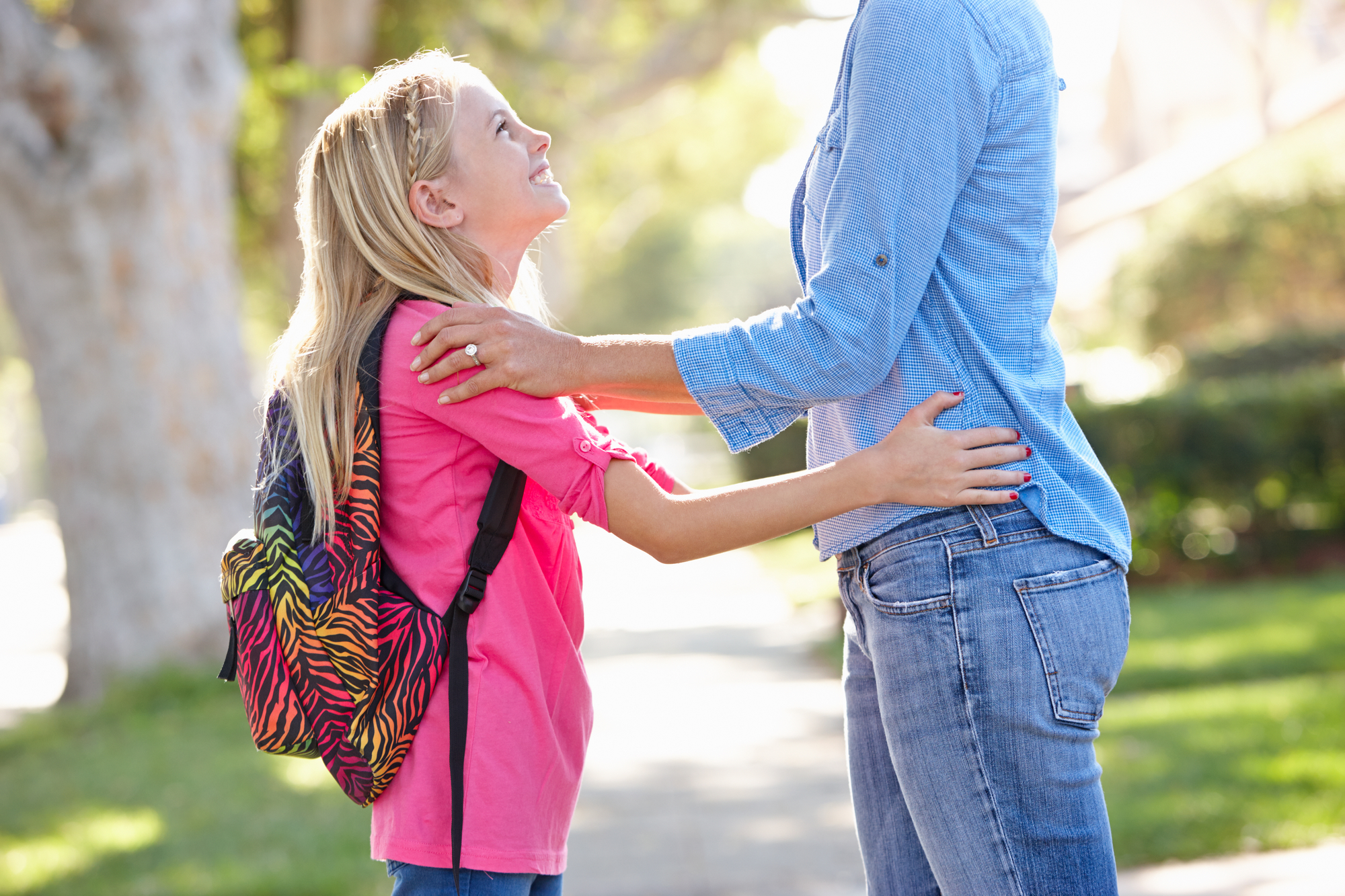school year prayer challenge for moms