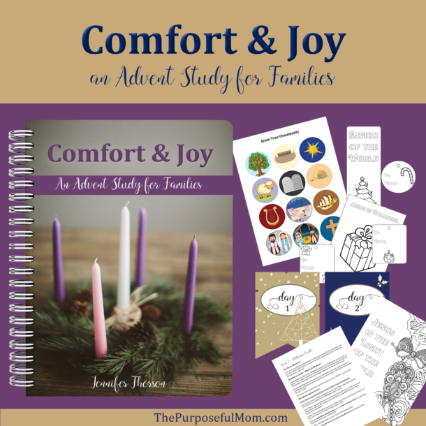 Advent Bible study for families
