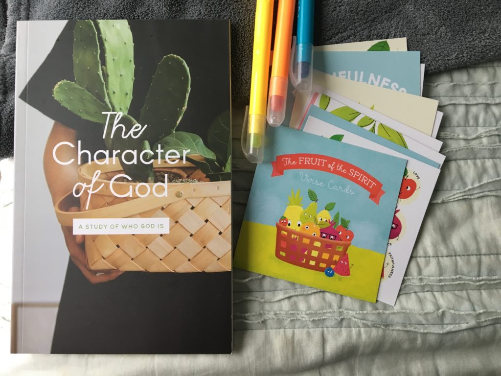 summer Bible study idea for families