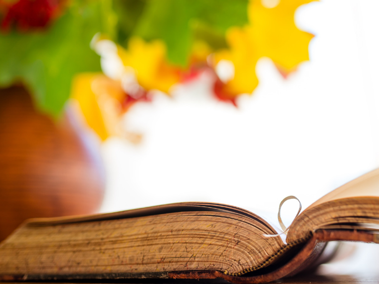 17 thanksgiving bible verses